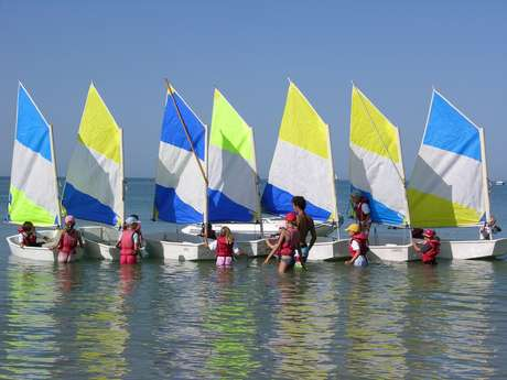 COURSES OF OPTIMIST, CATAMARAN, WINDSURF