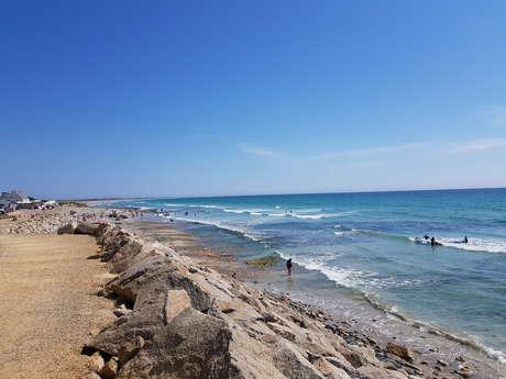 Liaison bourg - plage : Pouldreuzic - Plage de Penhors