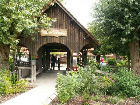 Restaurantt du Parc Saint Joseph Village