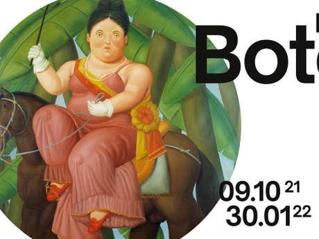 Excursion: Exposition Fernando Botero. Au-délà des formes.