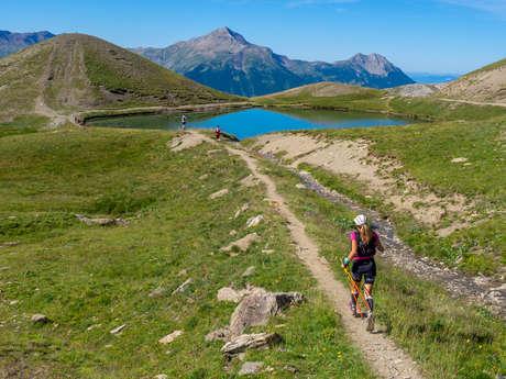 Trail des lacs d'Orciéres 42 km