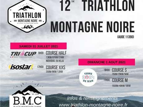 12EME TRIATHLON DE LA MONTAGNE NOIRE
