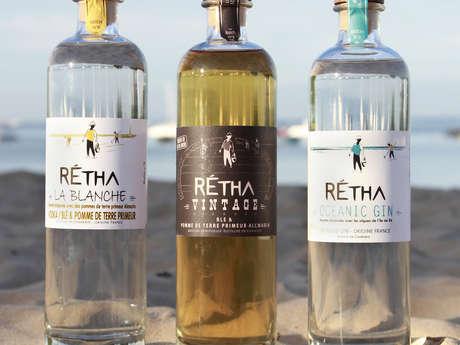 """RÉTHA """"SPIRITUEUX"""""""