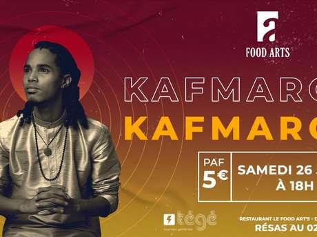 Kafmaron au Food Art's