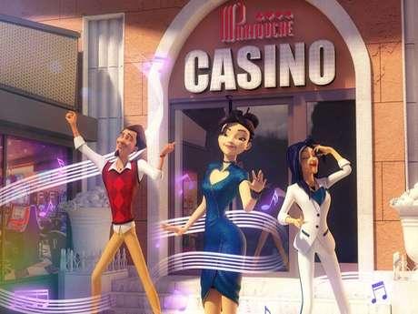 Eden Casino - les animations