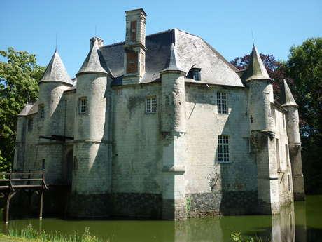 Visite guidée au Château de Créminil