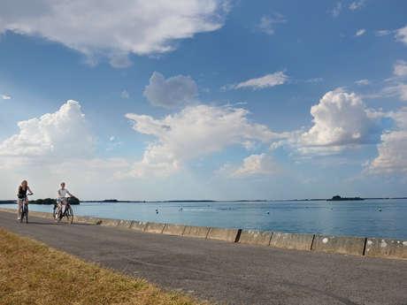 Le tour du Lac à vélo