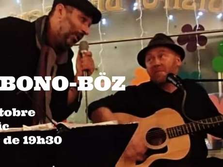 The Bono-Böz à l'Atypic Bar