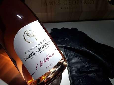 Champagne James Geoffroy