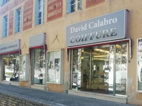 SALON DE COIFFURE DAVID CALABRO
