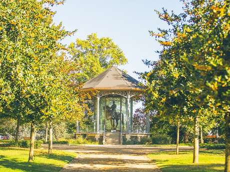 Balade contée au Parc Jean Rameau