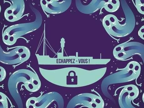 Escape game : Prisonniers du Sandettié