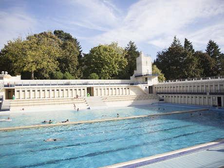 La piscine Art déco Roger Salengro