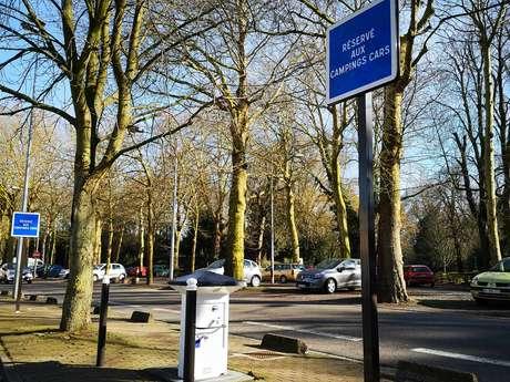 Aire de Camping-car - Place du Barlet