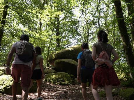 GRP des Monts de Guéret - Boucle du loup