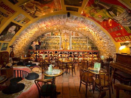 L'Absinthe Bar*
