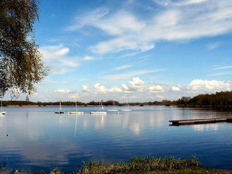 Lac Chabaud Latour - CONDE SUR L'ESCAUT