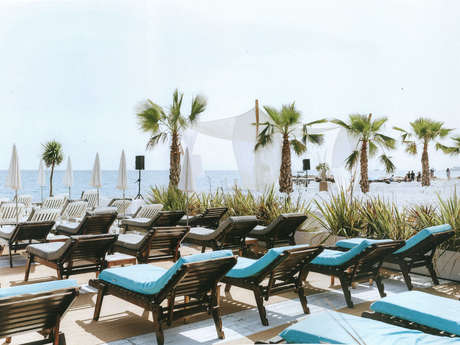 Siesta Beach Club - La Plage