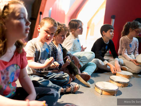 Museums in music - Musical workshop by Martin Moreau