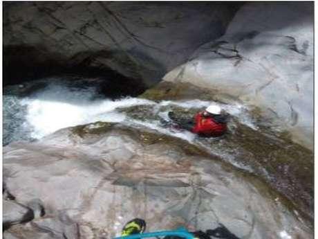 Canyon Trou Blanc