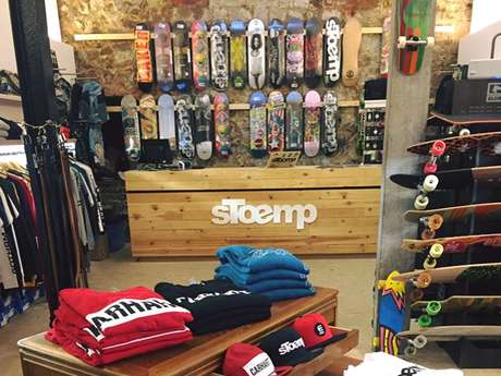 Stoemp - Streetwear&Skate