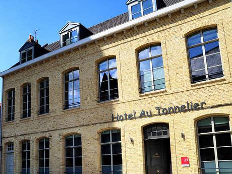 Hôtel Au Tonnelier