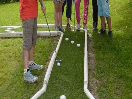 Mini Golf Au Centre Equestre De Gravelines