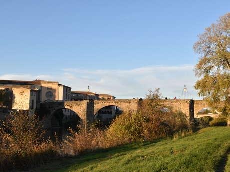 Les Berges de l'Aude:Mayrevieille-Pont de l'Avenir-Domec-Païcherou