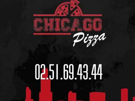 "RESTAURANT-DRIVE ""CHICAGO PIZZA"""