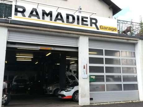 GARAGE RAMADIER - AGENT RENAULT