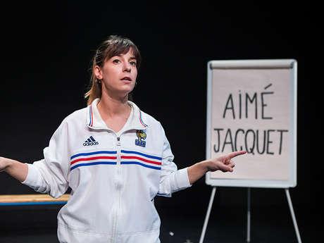 Programa del teatro - Le syndrome du banc de touche