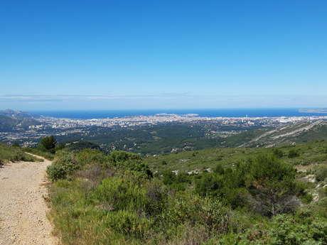 Trail au pays de Marcel Pagnol
