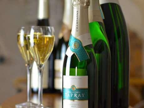 Champagne Sébastien Tapray