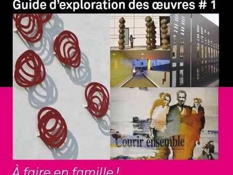 SAINT-OUEN, PARCOURS ART DANS LA VILLE