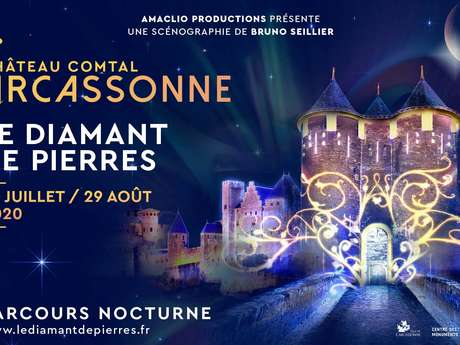 SPECTACLE NOCTURNE - LE DIAMANT DE PIERRES