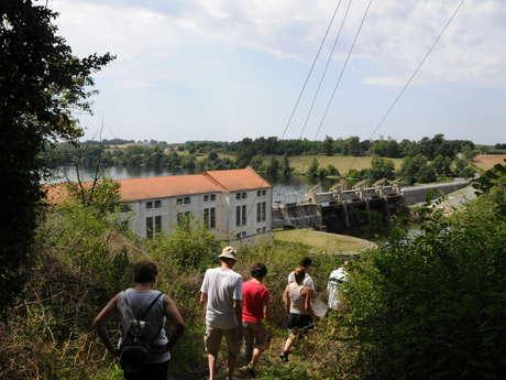 Barrage de Chardes