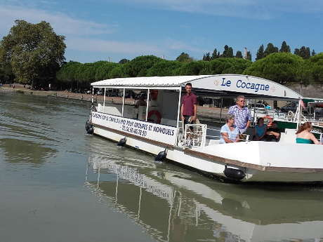 RIVER CRUISE - LE COCAGNE