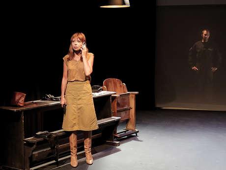 Theater program - La journée de la jupe