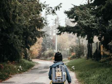 Le sentier des écoliers variante n°2