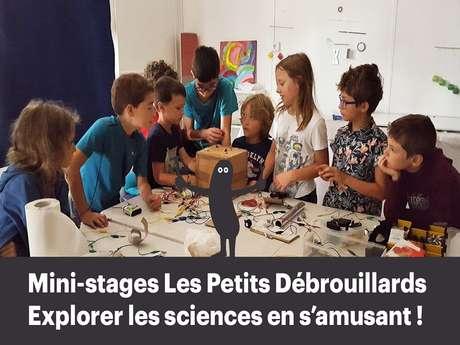STAGES ENFANTS PÂQUES - LES PETITS DEBROUILLARDS