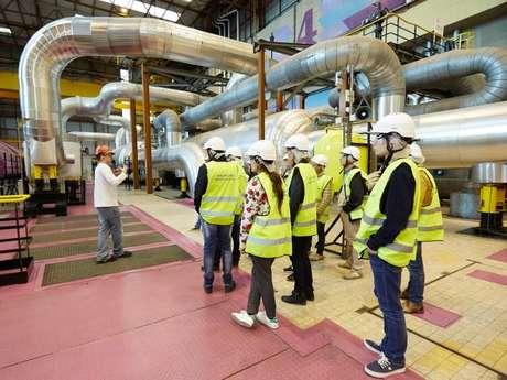 Centrale nucléaire de Gravelines - Centre d'Information du Public