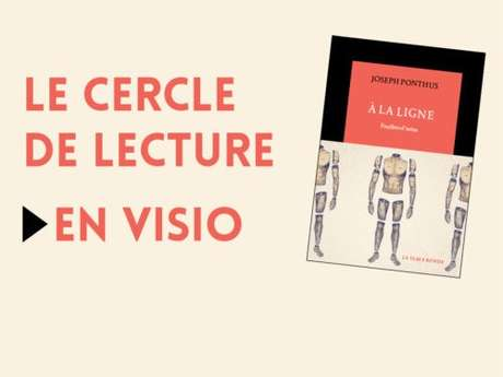 [VISIO] Cercle de lecture : Joseph Ponthus