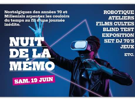 La Nuit de la MEMO : Back to the future