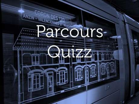 """Parcours quizz """"Sur les traces ... du Patrimoine mondial"""""""