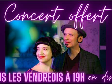 Concert live Lili Cros & Thierry Chazelle