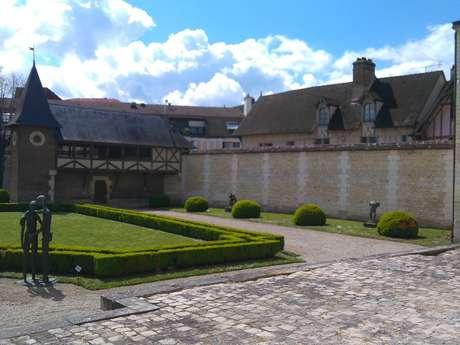 Fermeture temporaire du jardin du musée d'Art moderne