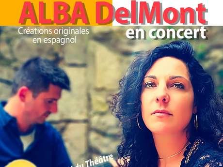 Alba Delmont - Les p'tits RDV du théâtre