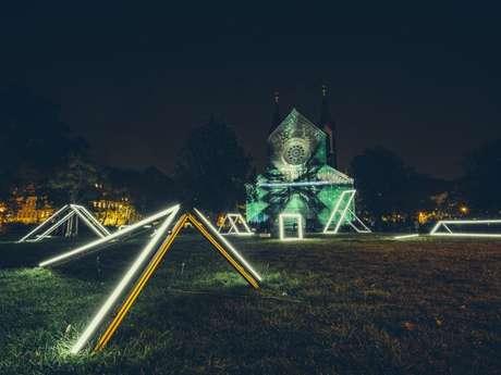 Nuit des Arts numériques - Future ruins