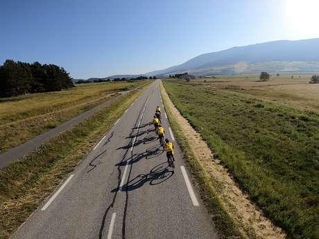 Vélo route N°4 - Entre Cerdagne et Capcir
