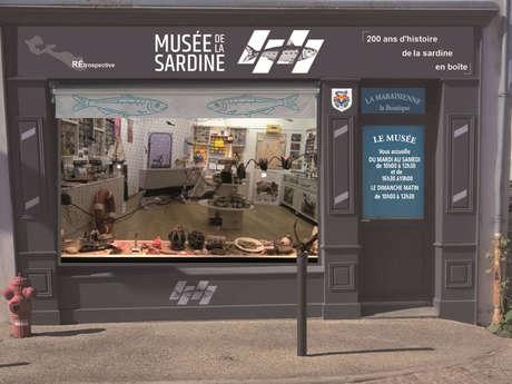 RETRACER L'HISTOIRE DE LA SARDINERIE D'ARS-EN-RÉ PAR LE MUSÉE DE LA SARDINE